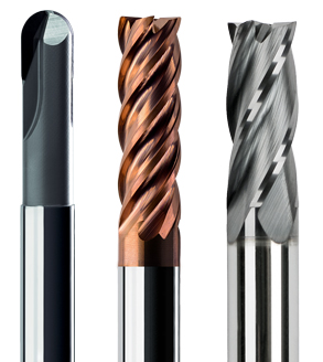 Milling end Mill